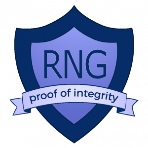 Proof of Integrity label szrek